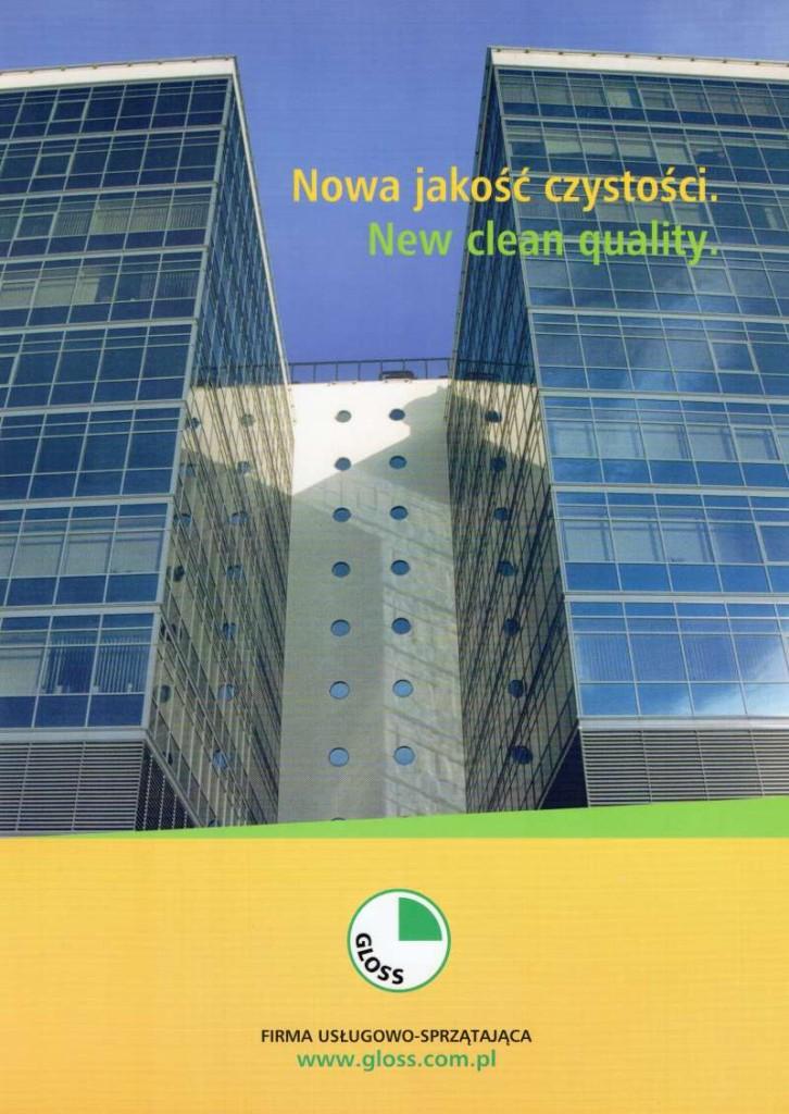 Usługi sprzątania Warszawa firma Grloss